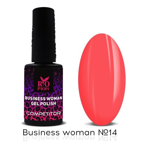 Rio Profi Гель-лак Business Woman №14 Competitor
