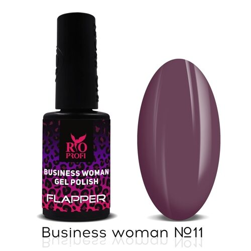 Rio Profi Гель-лак Business Woman №11 Flapper