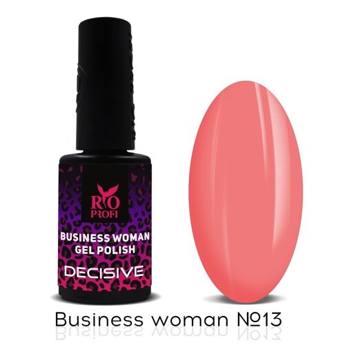 Rio Profi Гель-лак Business Woman №13 Decisive